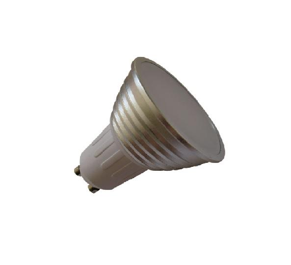 LED ��rovka GU10 4W 350lm tepl�, ekvivalent 35W