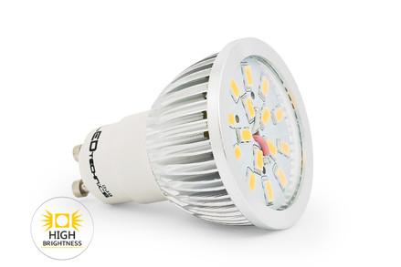 LED ��rovka GU10 5,8W 500lm studen�, ekvivalent 47W