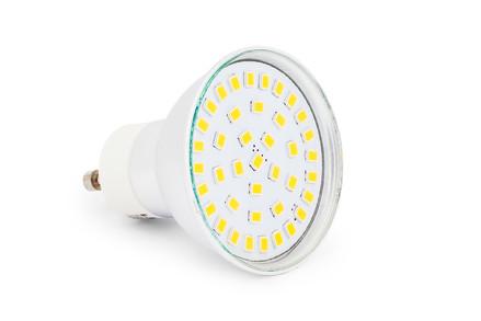 Akce: LED ��rovka GU10 6W 540lm tepl� 10+1 zdarma