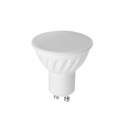 LED ��rovka GU10 8W 560lm tepl�, ekvivalent 52W