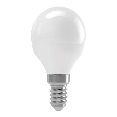 LED žárovka E14 8W 700lm G45 teplá,  ekvivalent 54W, poslední 1 kus