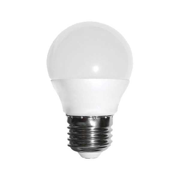 Akce: LED  žárovka E27 8,5W 800lm G45 teplá 3+1