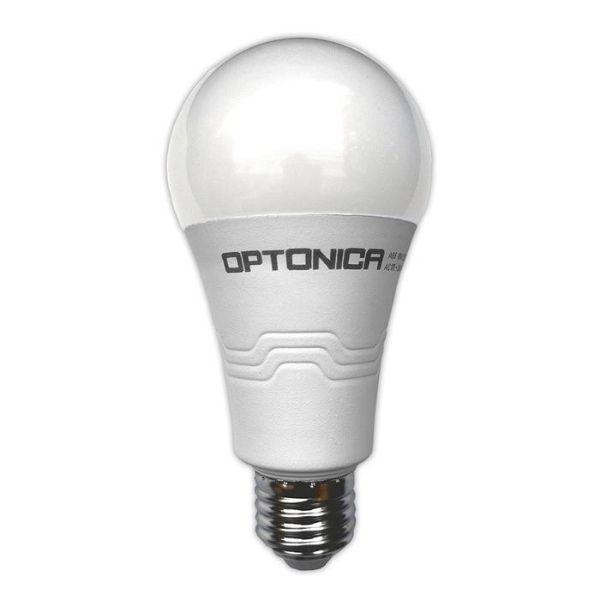 LED  žárovka E27 19W 2000lm, studená, ekvivalent 133W