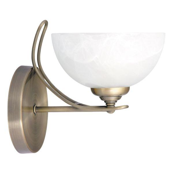 Nástěnné svítidlo Pearl classic 8521