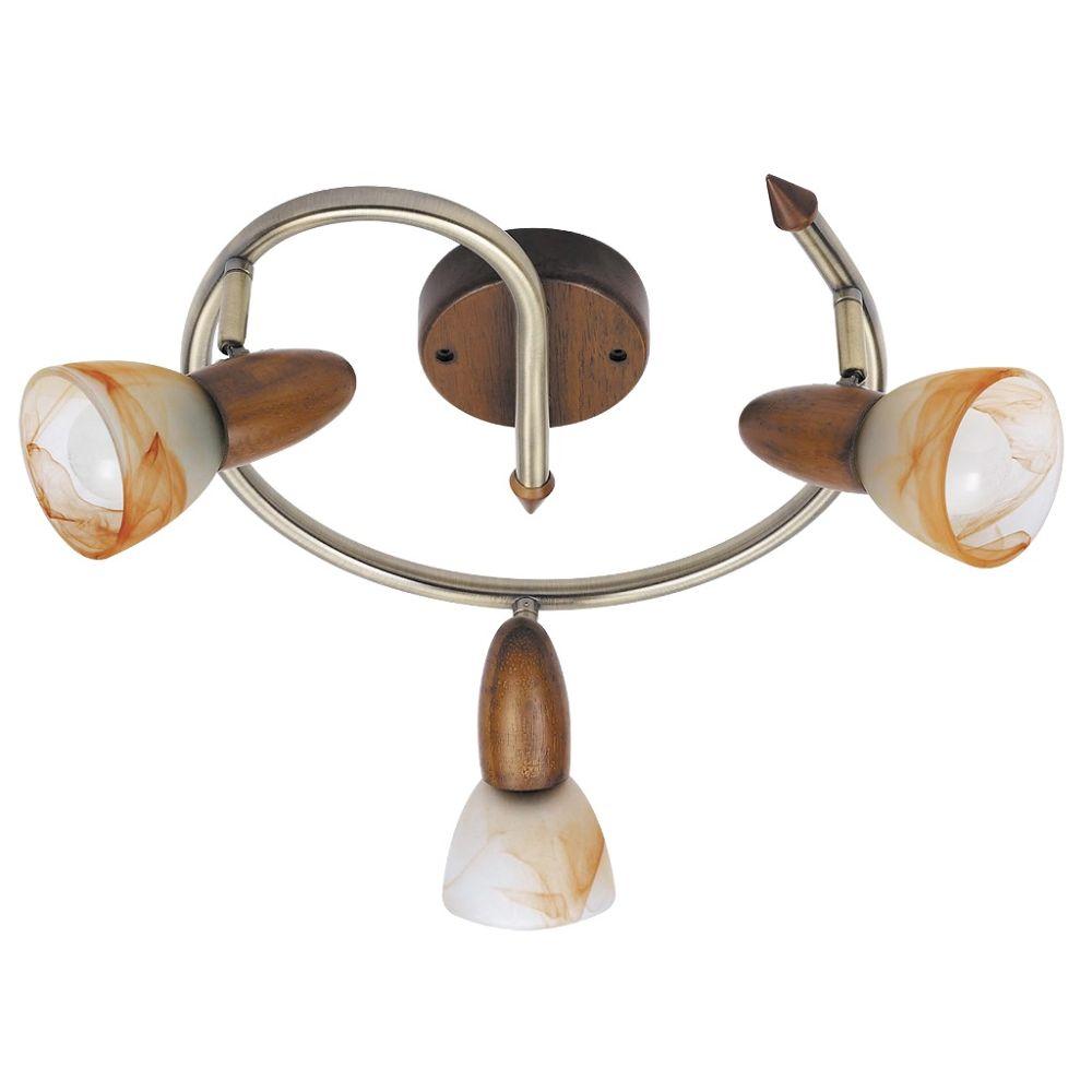 Stropní svítidlo Rustic 3 6543