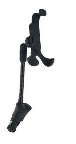 Automobilový držák + nabíječka pro smartphony