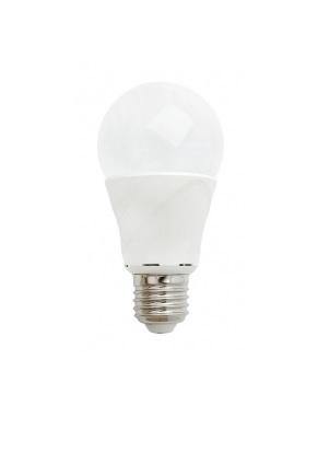 LED žárovka E27 9W 806lm teplá, ekvivalent 60W stmívatelná vypínačem