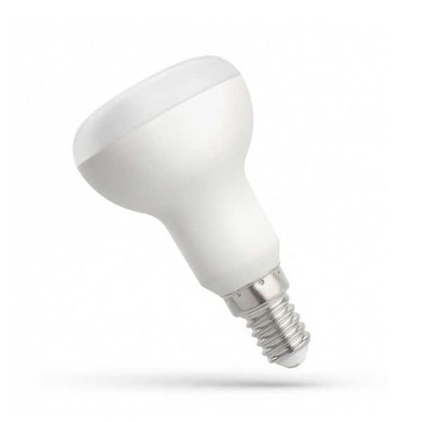 LED žárovka E14 6W 440lm R50, denní, ekvivalent 50W